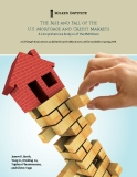 The Rise and Fall of the  U.S. Mortgage and Credit Markets: A Comprehensive Analysis of the Meltdown