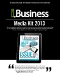 BUSINESS MEDIA KIT 2013