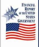 Financial Report  of the  United States  Government  2000