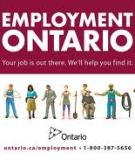 EMPLOYMENT ONTARIO - EMPLOYMENT SERVICE  2013-2014 Business Plan  Service Provider Guidelines
