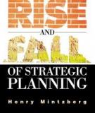 THE FALL AND RISE OF STRATEGIC PLANNING