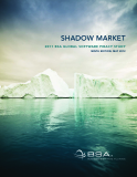 SHADOW MARKET 2011 bsa global software piracy study