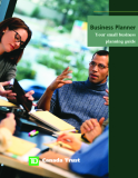 Business Planner - Your small business  planning guide