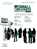 2013 Exhibitor information: SMALL BUSINESS EXPO
