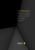 COMMSEC FINANCIAL SERVICES GUIDE