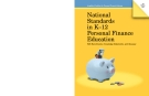 National  Standards  in K–12 Personal Finance Education