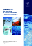 Rethinking Risk Management in Financial Services Practices from other domains