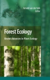 Forest Ecology Recent Advances in Plant Ecology
