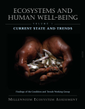 Ecosystems and Human Well-being: Current State and Trends, Volume 1