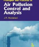 Principles and Practices  of Air Pollution Control: Student Manual