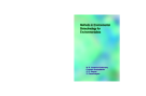 METHODS IN ENVIRONMENTAL  BIOTECHNOLOGY FOR  ENVIRONMENTALISTS