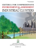 CRITERIA FOR COMPREHENSIVE ENVIRONMENTAL ASSESSMENT OF INDUSTRIAL CLUSTERS