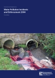 Environment and Heritage Service Water Pollution Incidents  and Enforcement 2004