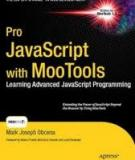 JavaScript with MooTools