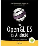 Pro OpenGL ES for Android