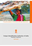 Unique Identification Authority of India Planning Commission April 2010