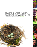 Toward a Green, Clean,  and Resilient World for All: A World Bank Group Environment Strategy  2012 – 2022