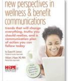 New Perspectives in Wellness & Benefit Communications