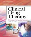 Clinical Drug Therapy: Rationales for Nursing Practice, Ninth Edition