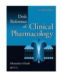 CRC Desk Reference of Clinical Pharmacology SECOND EDITION