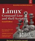Linux Command Line and Shell Scripting Bible 2nd edition