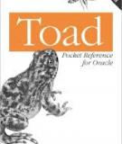 Toad Pocket Reference for Oracle, 2nd Edition