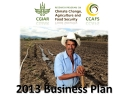 RESEARCH PROGRAM ON CLIMATE CHANGE, AGRICULTURE AND FOOD SECURITY: 2013 BUSINESS PLAN