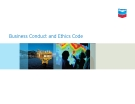 Business Conduct and Ethics Code