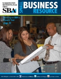 WASHINGTON  METROPOLITAN  AREA - Building on SBA's  Record Year