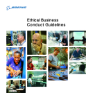 Ethical Business Conduct Guidelines