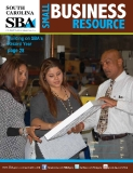 SOUTH  CAROLINA - Building on SBA's  Record Year