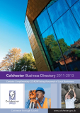Colchester Business Directory 2011-2013: Contains Complimentary CD-ROM listing thousands of Local Businesses