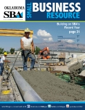OKLAHOMA - Building on SBA's  Record Year