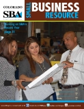 COLORADO SBA: Building on SBA's  Record
