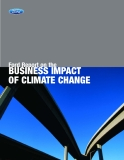 Ford Report on the BUSINESS IMPACT  OF CLIMATE CHANGE
