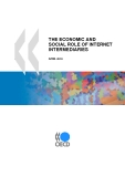 THE ECONOMIC AND SOCIAL ROLE OF INTERNET INTERMEDIARIES