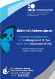 INTERNET ADDRESS SPACE: ECONOMIC CONSIDERATIONS IN THE MANAGEMENT OF IPv4 AND IN THE DEPLOYMENT OF IPv6