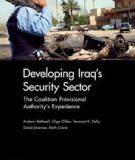 Developing Iraq