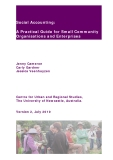 Social Accounting: A Practical Guide for Small Community Organisations and Enterprises