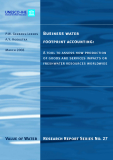Business water footprint accounting: A tool to assess how production of goods and services impacts on freshwater resources worldwide