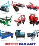 Agricultural Machinery Industry in India (Manufacturing, marketing and mechanization promotion)