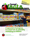 A spoonful of progress in a bowl full of unhealthy marketing to children
