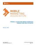 MOBILE LOCATION BASED SERVICES MARKETING WHITEPAPER