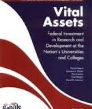 Vital Assets - Federal Investment in Research and Development at the Nation's Universities and Colleges
