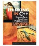 Thinking in C++ 2nd edition Volume 2