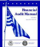 Financial Audit Manual [This page intentionally left blank.]