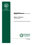 Financial Audit Division State of Arizona