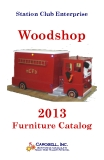 Station Club Enterprise Woodshop 2013 Furniture Catalog