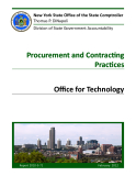 Procurement and Contracting Practices Office for Technology