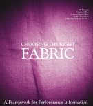 CHOOSING THE RIGHT FABRIC A FRAMEWORK FOR PERFORMANCE INFORMATION